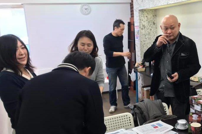 【5月4日(土)】ベトナムコーヒー販売会&占い