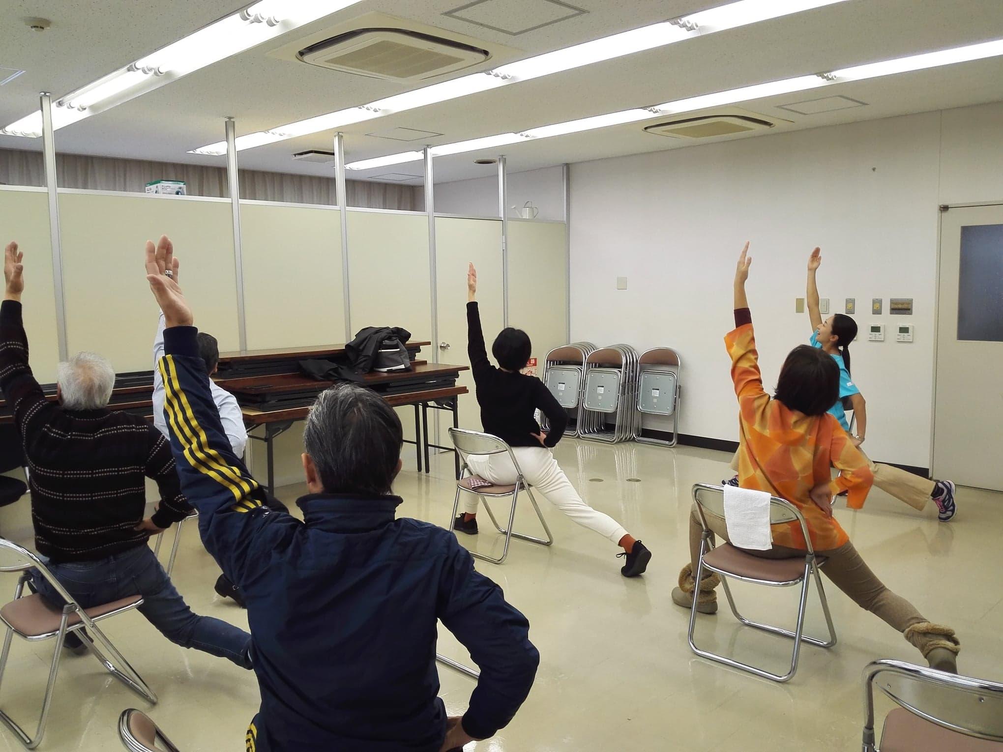 【2月14日(木)】ナイス体操 体験会(無料)|いきいきフィットネスライフ