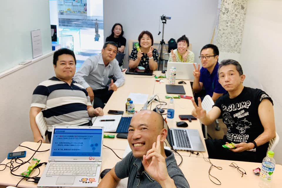 【オンライン講座】ペライチセミナー&実践会~誰でも簡単にHPが作れる!《2019/09/18》