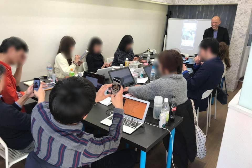 動画マーケティング実践会2018[ 月1回開催:月曜 昼 ]※予定