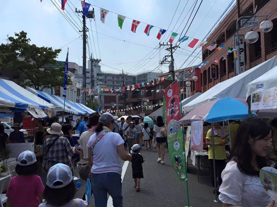 たまプラーザ夏祭り 2017年7月29日(土)~30日(日)