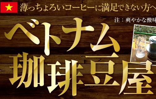 べトナム珈琲豆屋販売会&交流会《5月19日(土)済》
